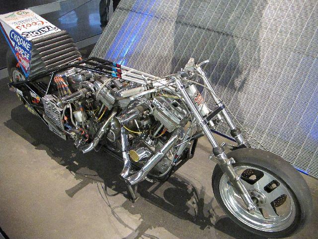 Harley Davidson Museum Milwaukee/USA - 2010 Hd-mus45
