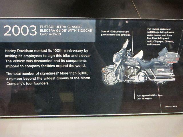 Harley Davidson Museum Milwaukee/USA - 2010 Hd-mus50