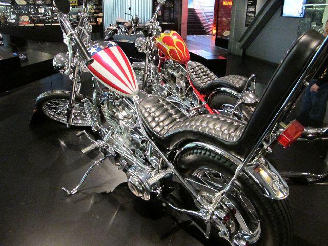 Harley Davidson Museum Milwaukee/USA - 2010 Hd-mus62