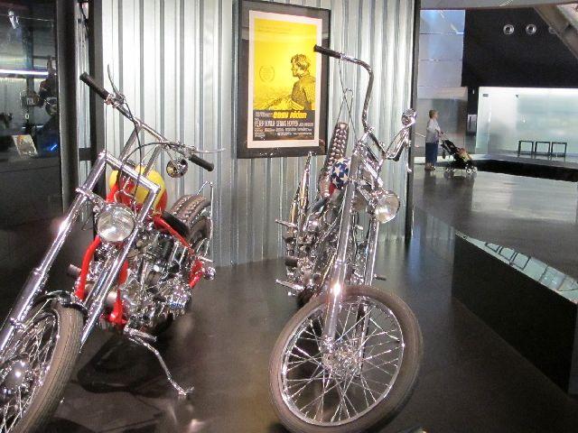 Harley Davidson Museum Milwaukee/USA - 2010 Hd-mus63