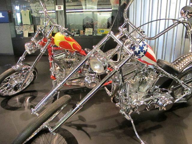 Harley Davidson Museum Milwaukee/USA - 2010 Hd-mus64