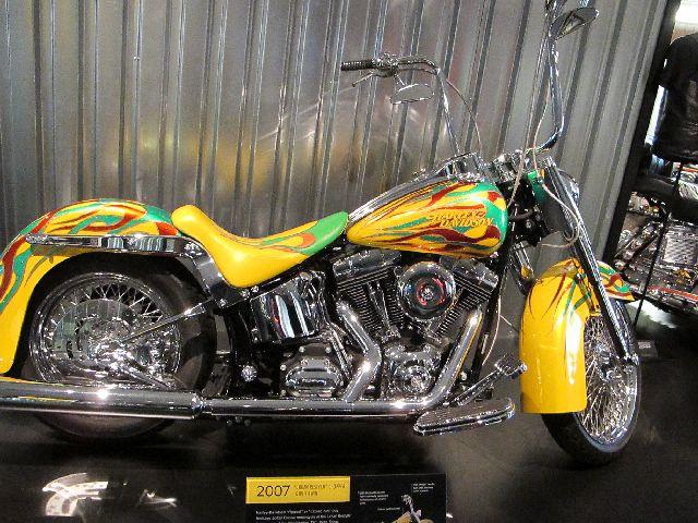 Harley Davidson Museum Milwaukee/USA - 2010 Hd-mus65