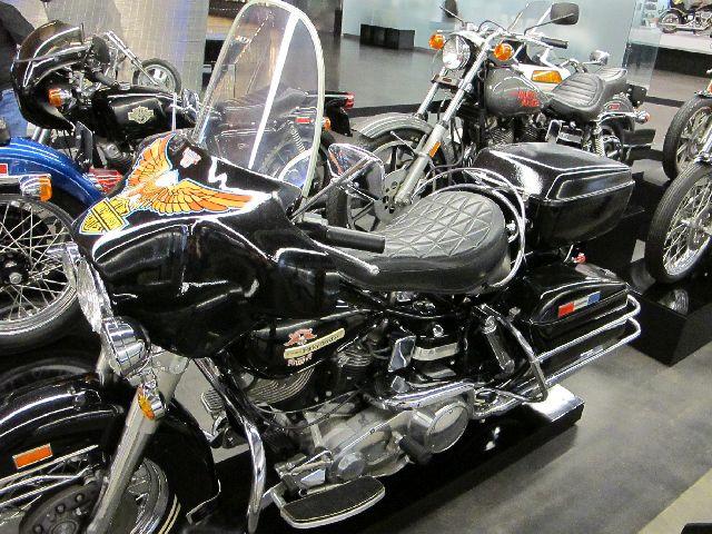 Harley Davidson Museum Milwaukee/USA - 2010 Hd-mus70