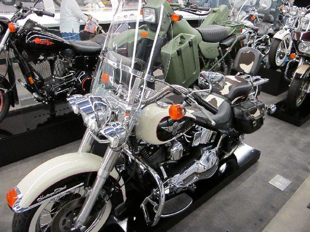 Harley Davidson Museum Milwaukee/USA - 2010 Hd-mus72