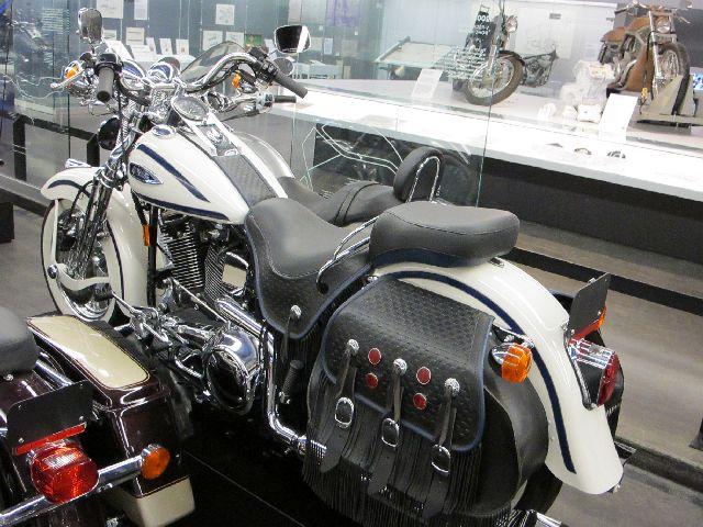 Harley Davidson Museum Milwaukee/USA - 2010 Hd-mus74