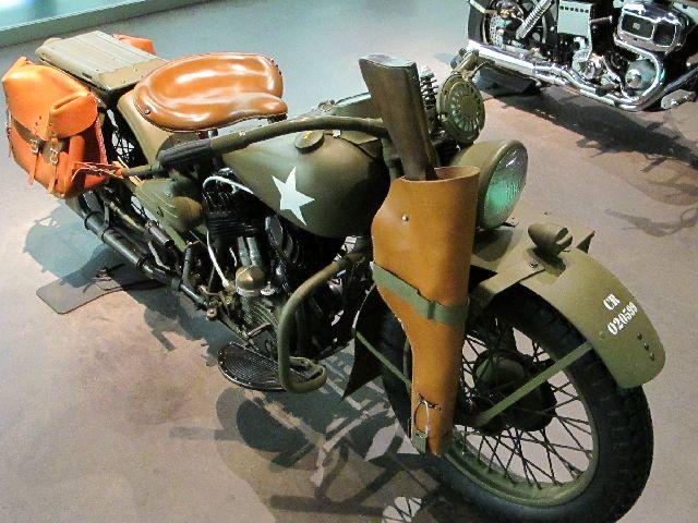 Harley Davidson Museum Milwaukee/USA - 2010 Hd-mus75