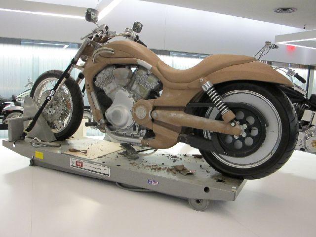 Harley Davidson Museum Milwaukee/USA - 2010 Hd-mus77