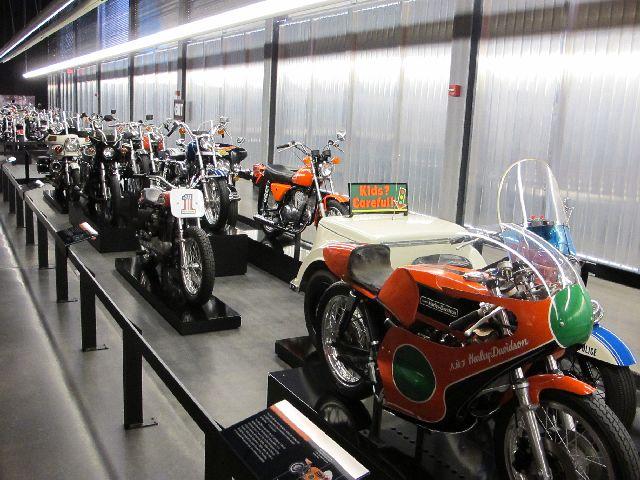 Harley Davidson Museum Milwaukee/USA - 2010 Hd-mus79