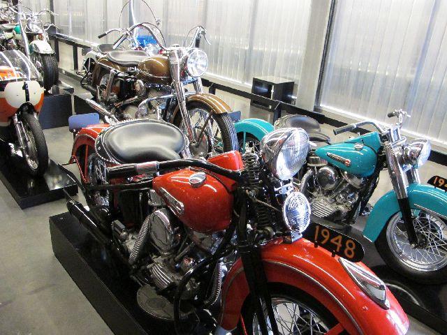 Harley Davidson Museum Milwaukee/USA - 2010 Hd-mus81