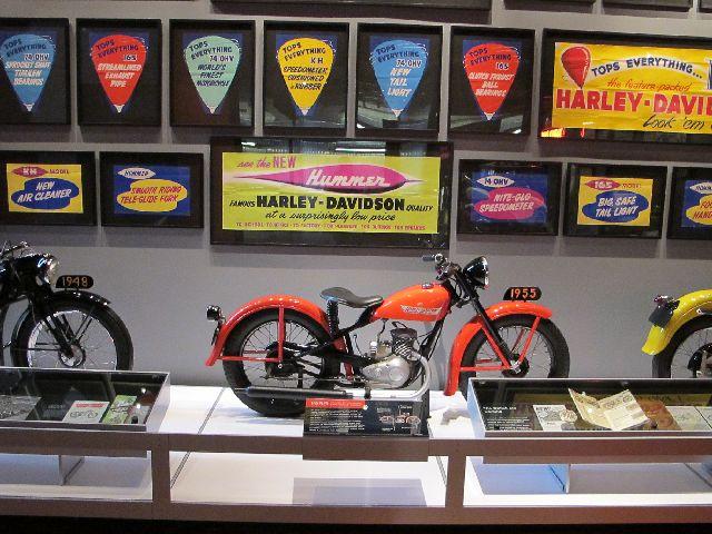 Harley Davidson Museum Milwaukee/USA - 2010 Hd-mus82
