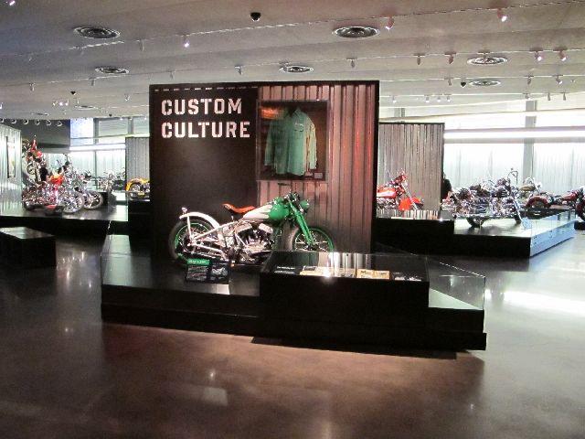 Harley Davidson Museum Milwaukee/USA - 2010 Hd-mus83
