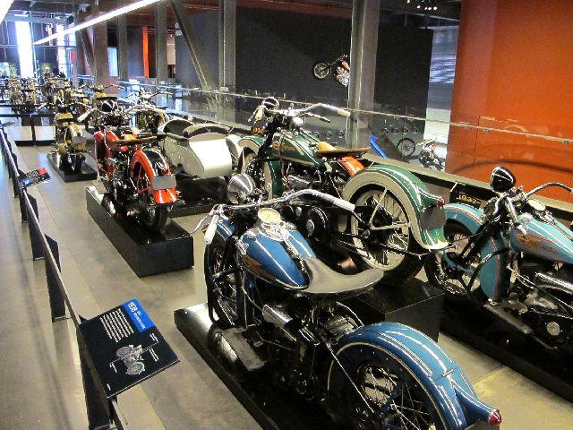 Harley Davidson Museum Milwaukee/USA - 2010 Hd-mus84