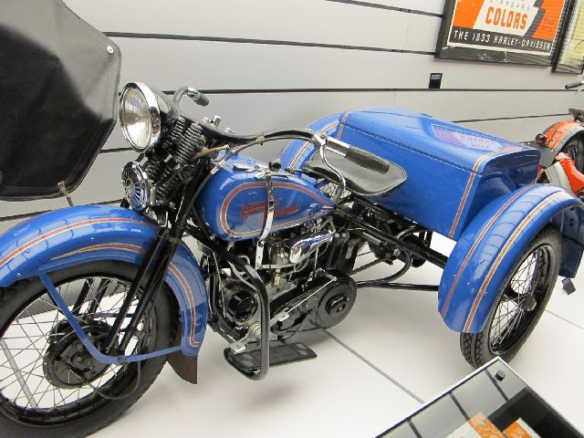 Harley Davidson Museum Milwaukee/USA - 2010 Hd-mus89