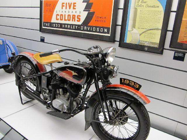 Harley Davidson Museum Milwaukee/USA - 2010 Hd-mus90