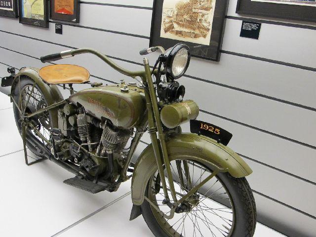 Harley Davidson Museum Milwaukee/USA - 2010 Hd-mus91