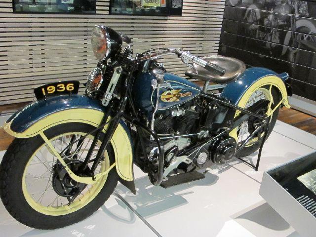 Harley Davidson Museum Milwaukee/USA - 2010 Hd-mus92