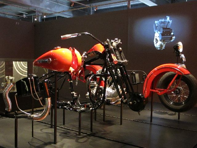 Harley Davidson Museum Milwaukee/USA - 2010 Hd-mus99