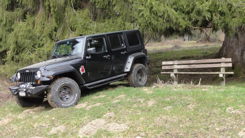 Jeep France  (millionième Jeep Wrangler JK) Dsc02317