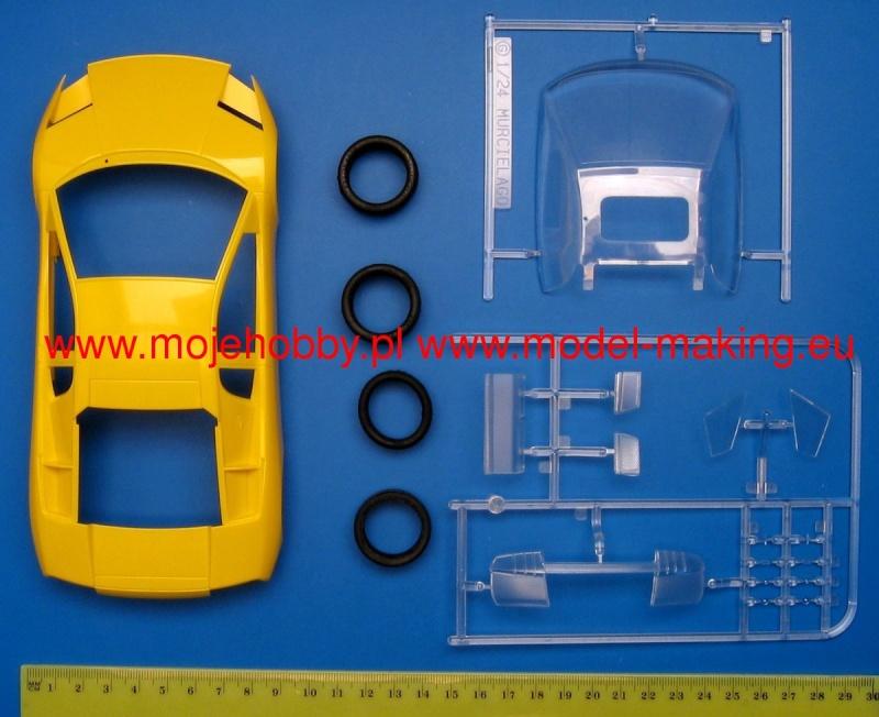 1/24 Lamborghini Murcielago LP 640 1161_110