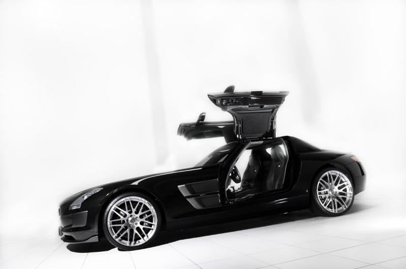 Mercedes SLS - Brabus Version Brabus10