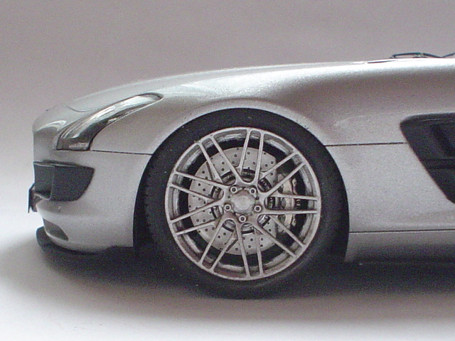 Mercedes SLS - Brabus Version Modeli11