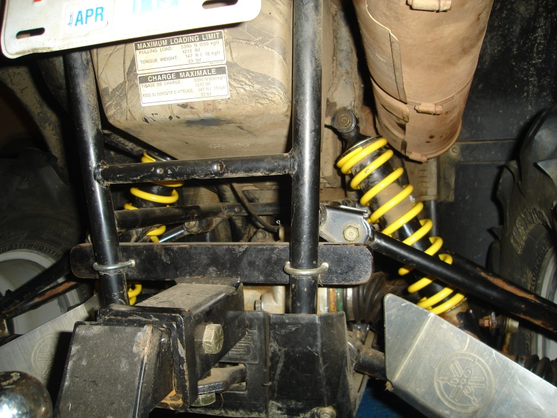 Highlifter Springs Installed - Before and After Clearance Dsc04015