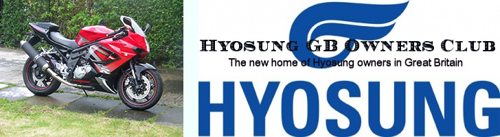Hyosung GB Owners Club