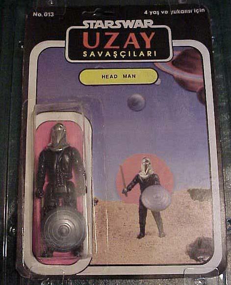 Uzay Head Man Headma10