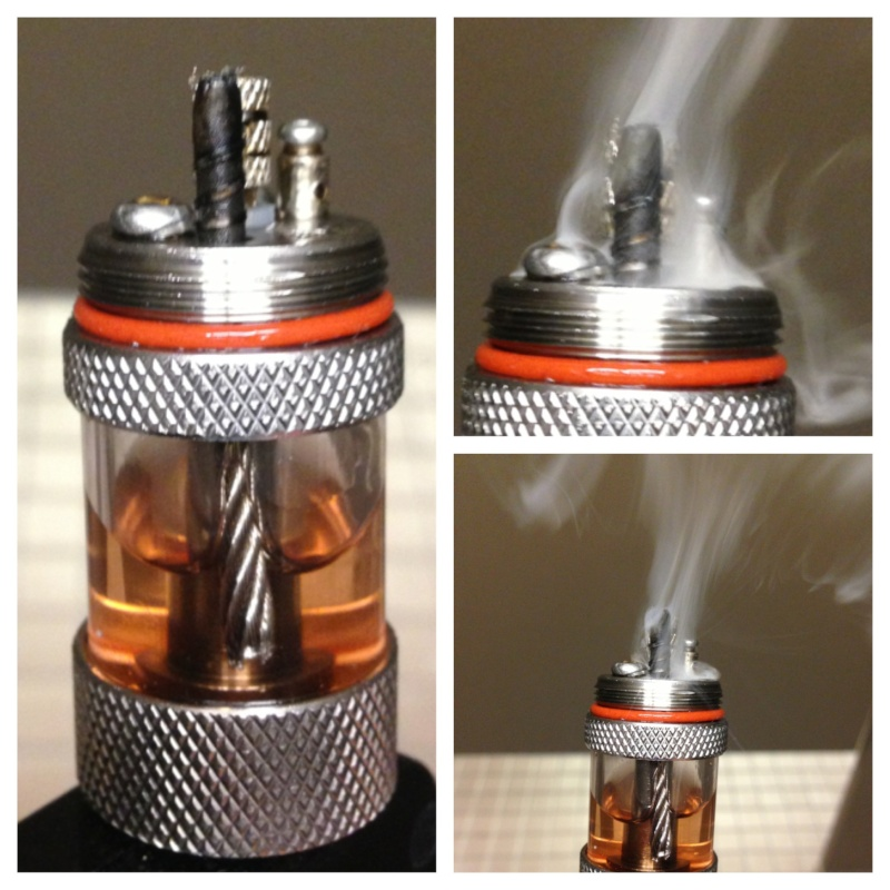 Genny RBA with SS Cable and Ribbon Kanthal Photo110