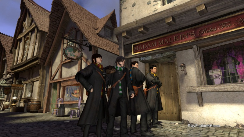 Pottermore Playst10