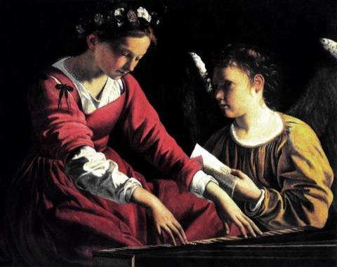 La musique dans la peinture - Page 5 Artemi10