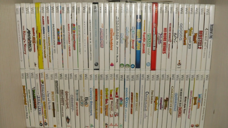 Share Your Gaming Collection! Wii10