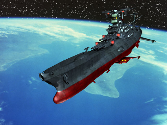 Space Battleship Yamato Resurrection Star Blazers Yamato10