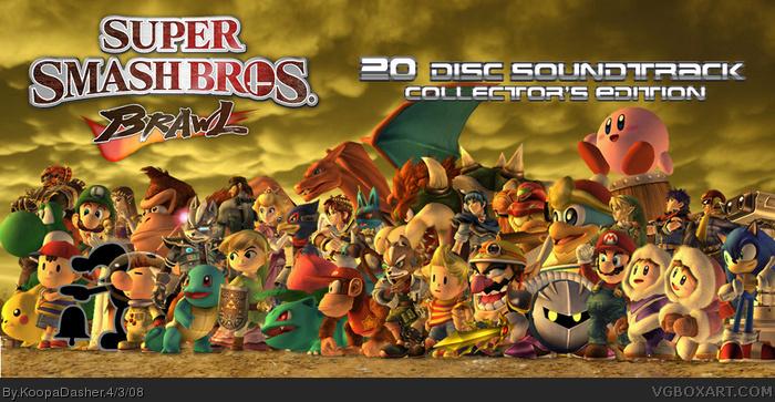 Super SmashBros-Brawl Super_10