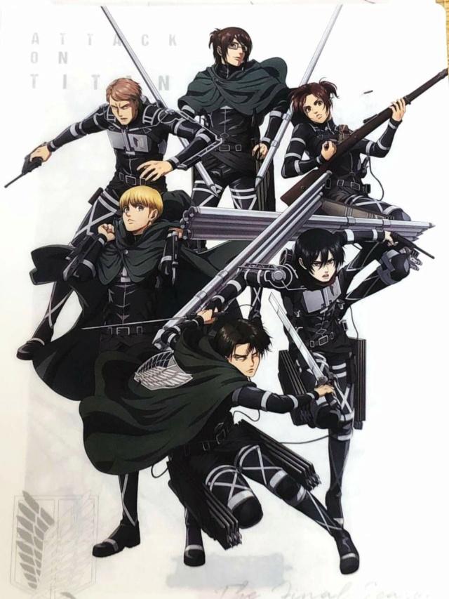 Shingeki no Kyojin Final Season / Discussion dernier épisode. Facebo11