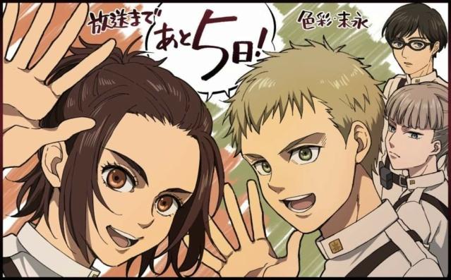 Shingeki no Kyojin Final Season / Discussion dernier épisode. Thumbn11