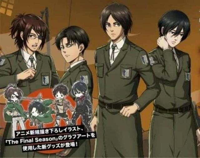 Shingeki no Kyojin Final Season / Discussion dernier épisode. Thumbn13