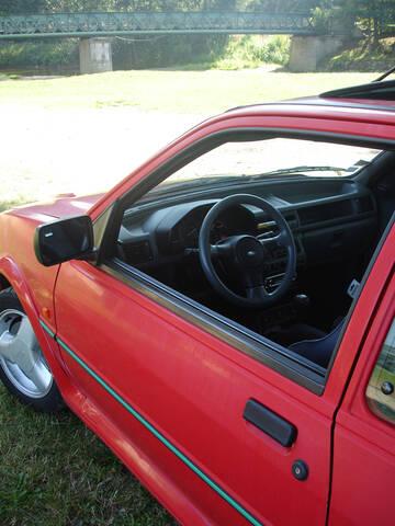 Fiesta rs turbo