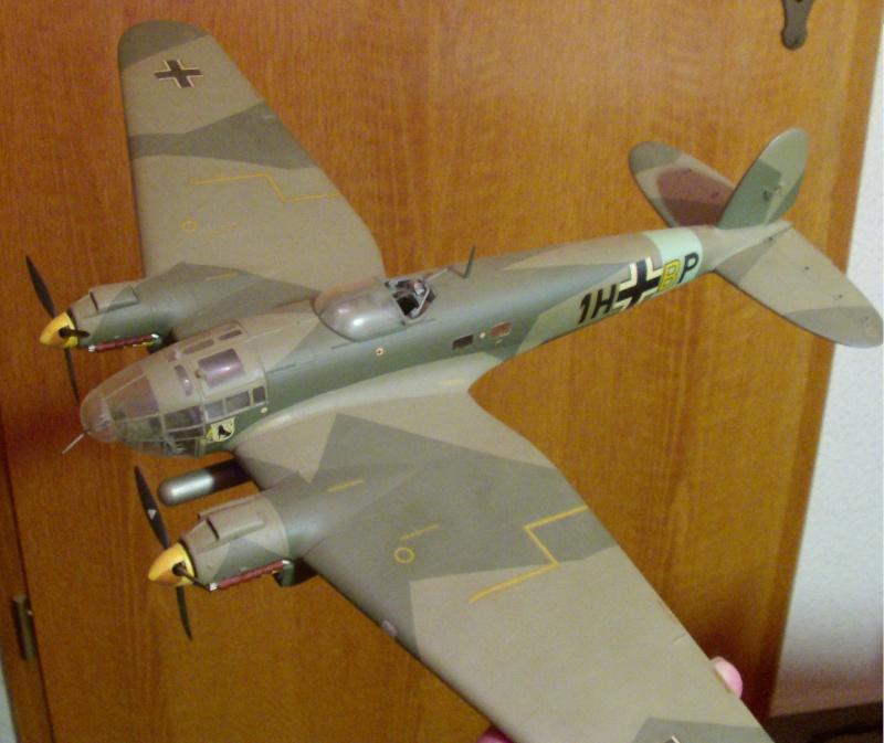 Heinkel HE 111 H-3 File0136