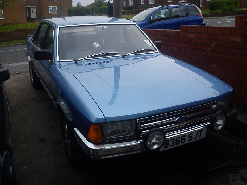 1985 mk2 granda 2.0 l in exe condition Dsc00011