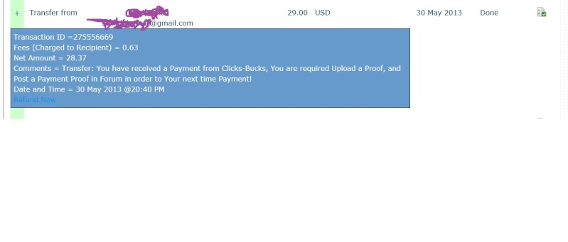 My 2nd payment Hex_210