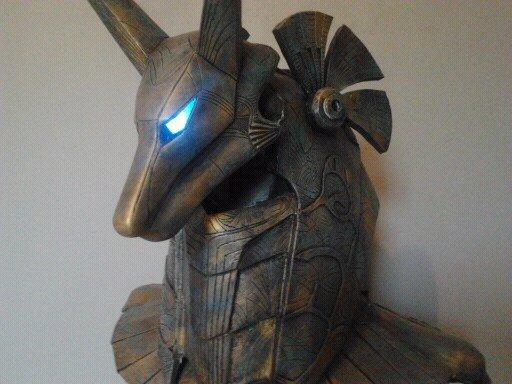 [TERMINE] stargate: bustes Anubis,Horus,Bastet,Thot,Khnoum 13700810