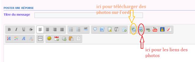 Comment insérer des images dans vos posts Captur14
