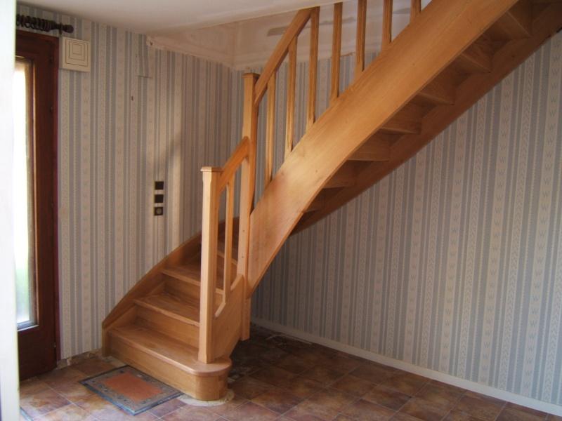 réalisation d'escalier escaliers Dscf0211