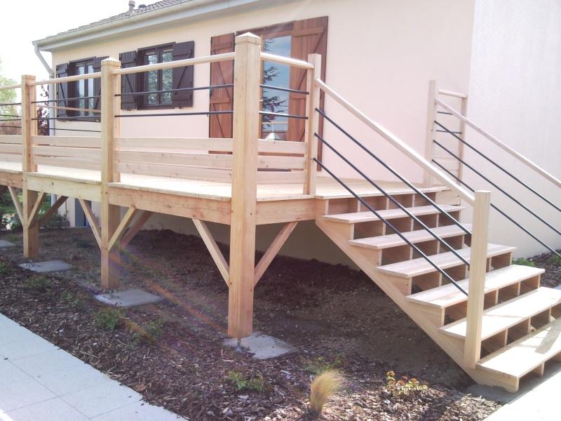 changer barreaux d 'escalier Snc00011