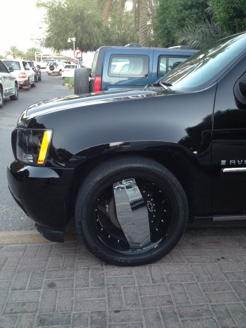 LES 4X4 DE DOHA /QATAR !!!  Chevro11