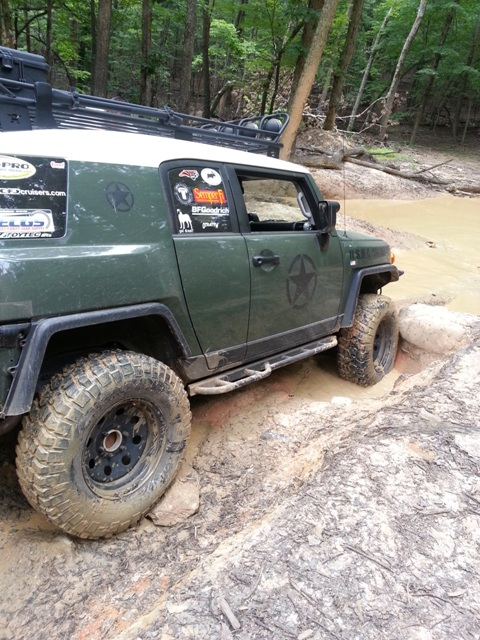 Who is in for Uwharrie on Saturday (6/22)? 20130613