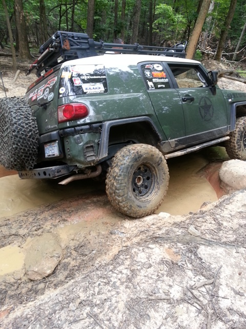 Who is in for Uwharrie on Saturday (6/22)? 20130614