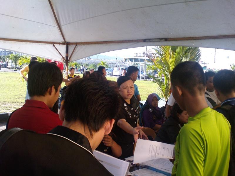 Temuduga Polis Penjara Kepayan Sabah Temudu10