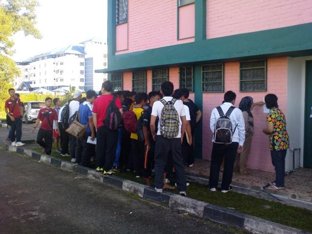 Temuduga Polis Penjara Kepayan Sabah Temudu11